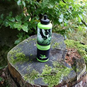 Buchenholzteer in der Spritzflasche